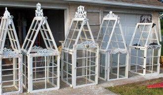 Mini Greenhouse Conservatory