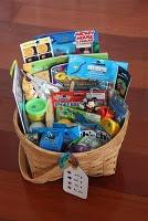 In-home store/  reward basket