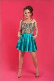 Vestido Tiffany M1731