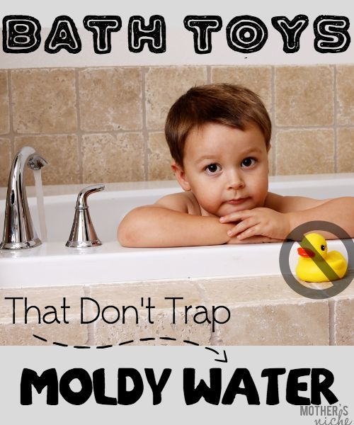 Bath Toys That Don T Mold