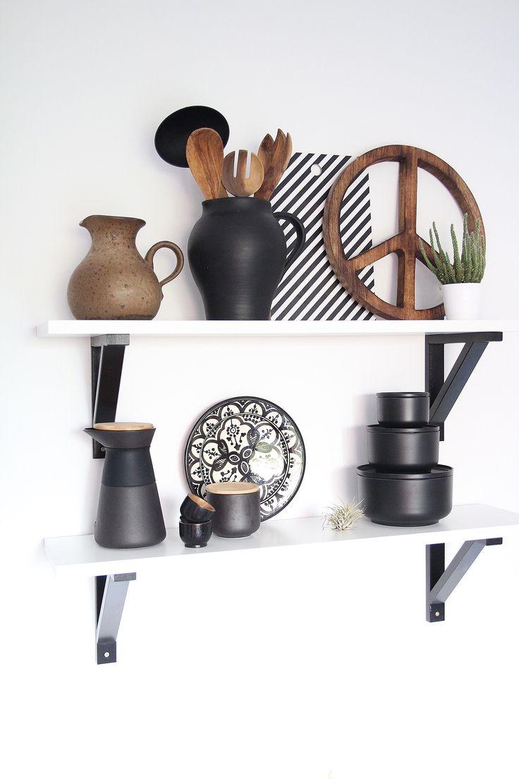 die besten 17 ideen zu wandregale dekorieren auf pinterest dekorative wandregale regale und. Black Bedroom Furniture Sets. Home Design Ideas