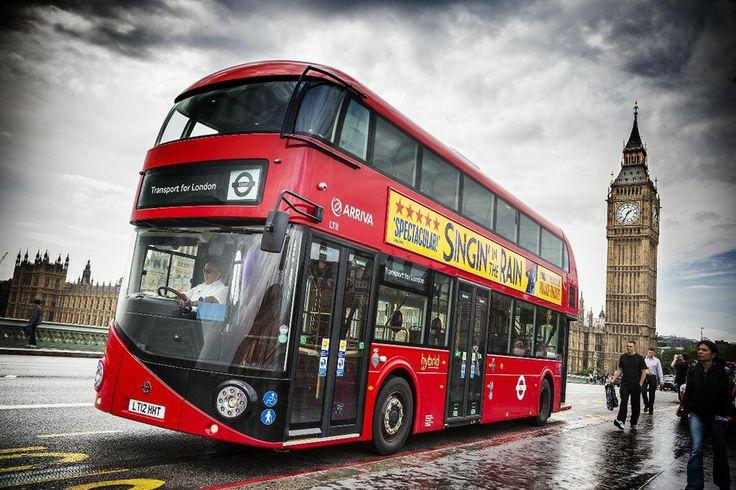 Heatherwick Studio, London Bus1