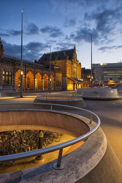 #Groningen #hoofdstation
