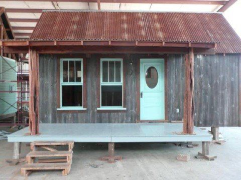 Creative Commissions by Tiny Texas Houses -this guy builds the most amazing tiny homes from recycled materials, wish there was more I could pin