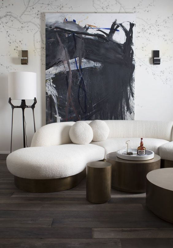 modèles du salon moderne pour 2018 | déco maison en 2019 | Salon ...