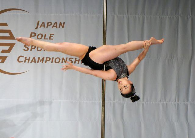 夜のショーからスポーツへ 大阪でポール・スポーツ大会 - 朝日新聞 #ポールダンス #PoleSports