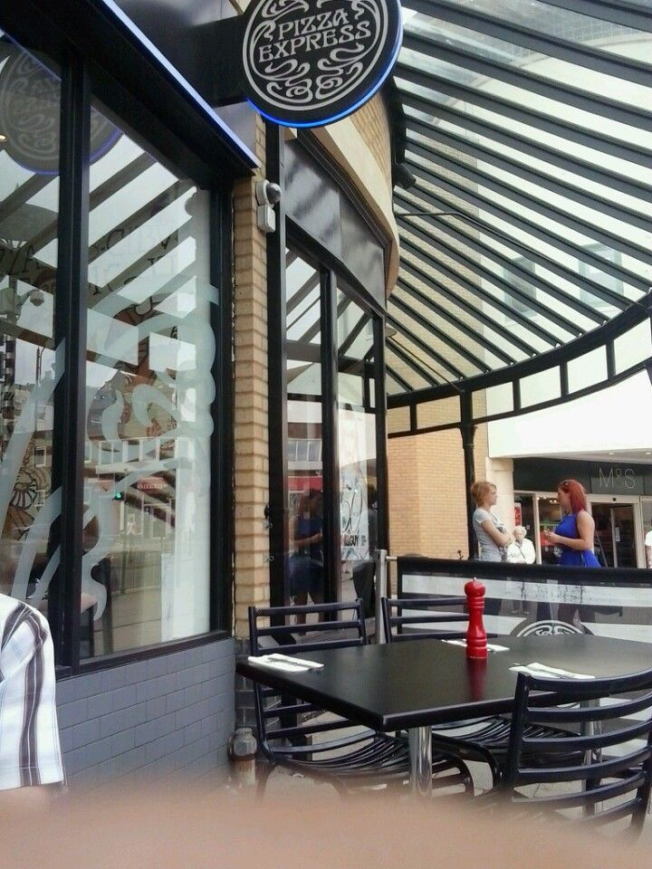Pizzaexpress East Sussex Four Square Pizza Express