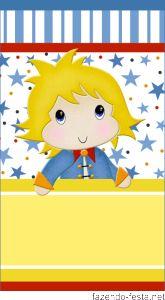 kit pequeno príncipe giz