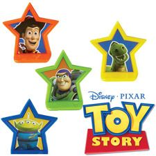 Toy Story Themed Party Toppers by Wilton