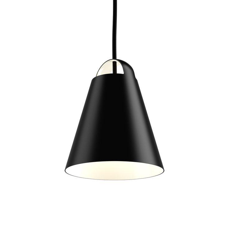 Above Pendant - Black Ø175. Launched: February 2017. Manufacturer: Louis Poulsen.