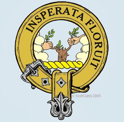 Watson Clan Crest