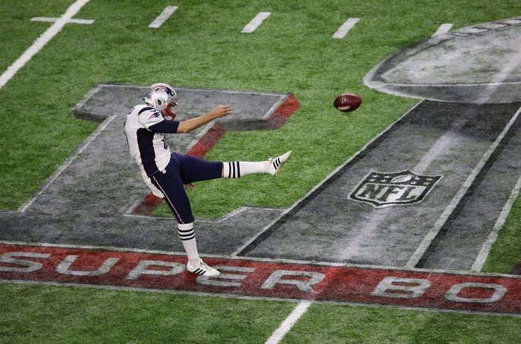 Patriots punter Ryan Allen could be an X-factor in Super Bowl LII