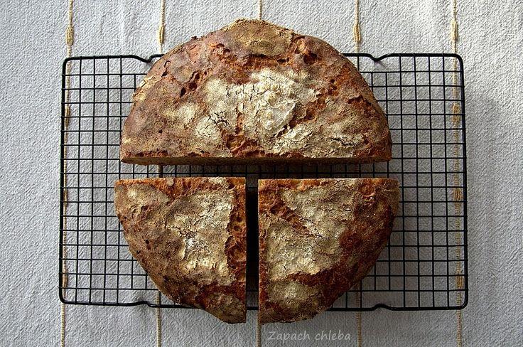 Zapach chleba: Chleb Wiejski (prawie jak) z Piekarni Mojego Taty