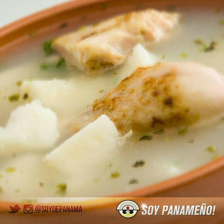 RICO SANCOCHO PANAMEÑO.♥