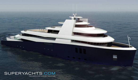 Luxury Superyacht Arctic Whale For Sale ~ l SuperYachts.Com