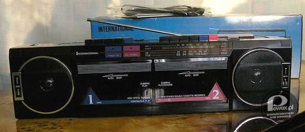 Magnetofon typu Jamnik – Dla wielu pierwszy sprzęt stereofoniczny w życiu