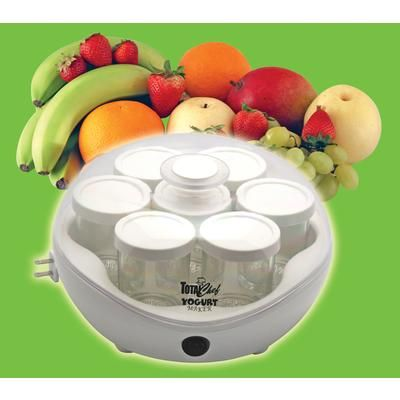 yaourtière électrique (zéro déchet) sauf contenant de lait (sac lavé et réutilisé) achat de 1 paquet de levure pour débuter