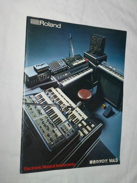 23 best images about Vintage Roland Ads on Pinterest ...