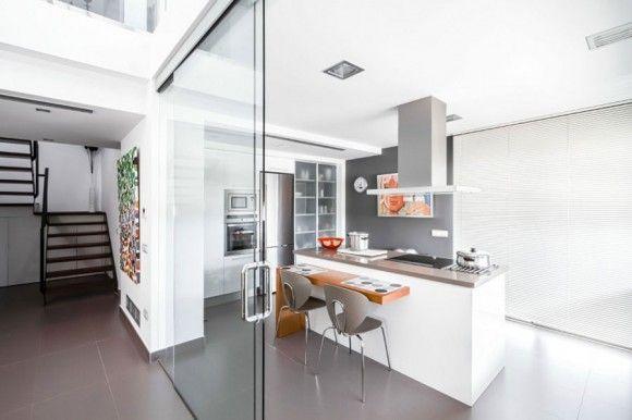 Ideas de Diseño de Cocinas Hermosas y Modernas   Decorar y Más
