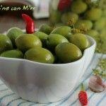 Olive in salamoia – ricetta con la soda