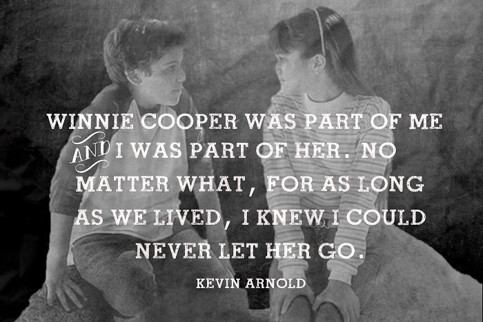 Club Narwhal: FREE PRINTABLE | THE WONDER YEARS - KEVIN ARNOLD & WINNIE COOPER FOREVER