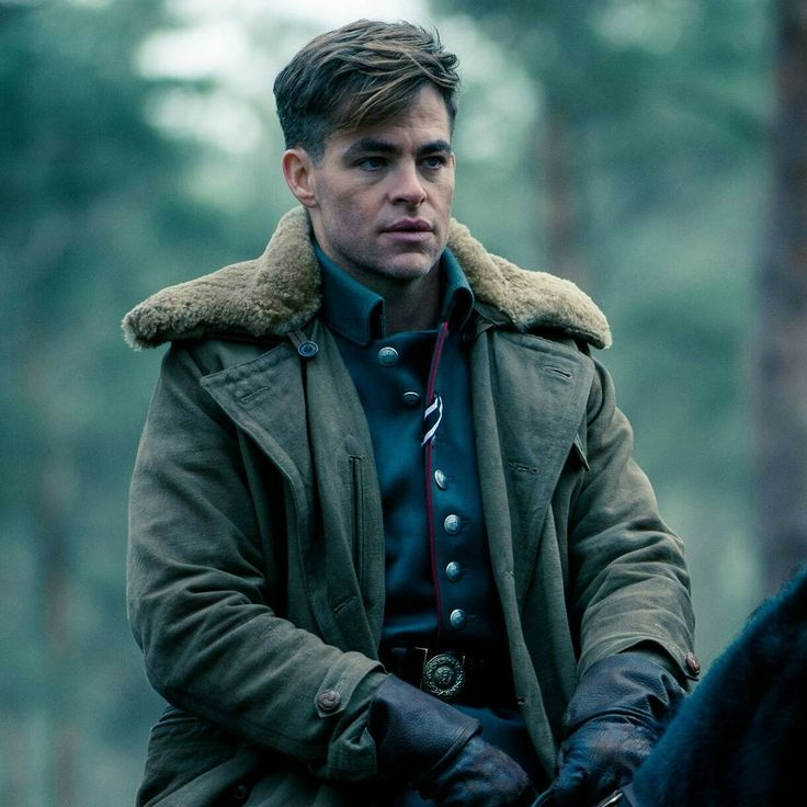 Chris Pine as Steve Trevor