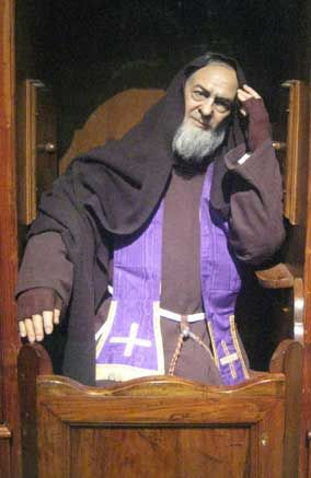 """""""Pray, hope, and don't worry. Worry is useless. God is merciful and will hear your prayer."""" ~ St. Padre Pio"""