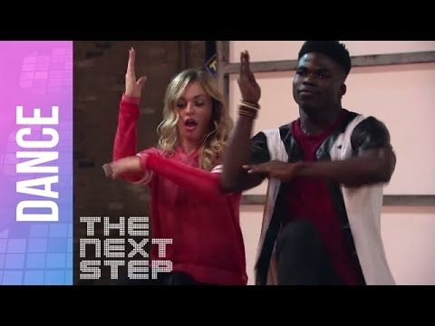 "The Next Step - Extended Dance: ""Open Up"" Hip-Hop Battle (Season 4) - YouTube"