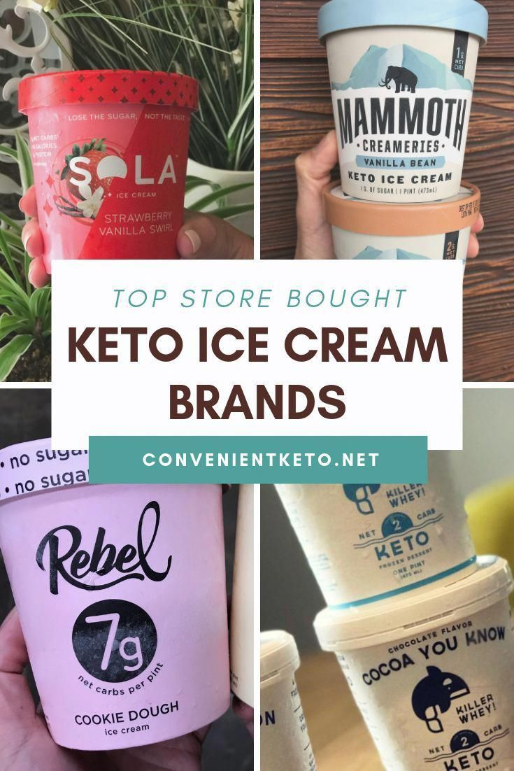 Keto Friendly Ice Cream Brands to Buy Online!