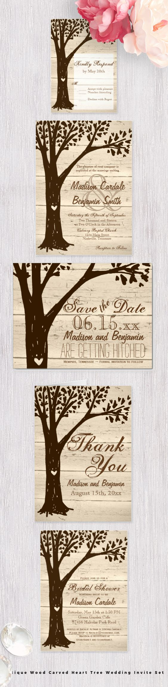 7421 best country style wedding invitations, ideas, inspirations, Wedding invitations