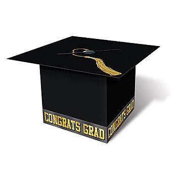Our Grad Cap Money Card Holders are perfect for congratulating your Graduate. Put a special monetary gift in your Grad Cap Money Card Holder and write your graduate a special message.