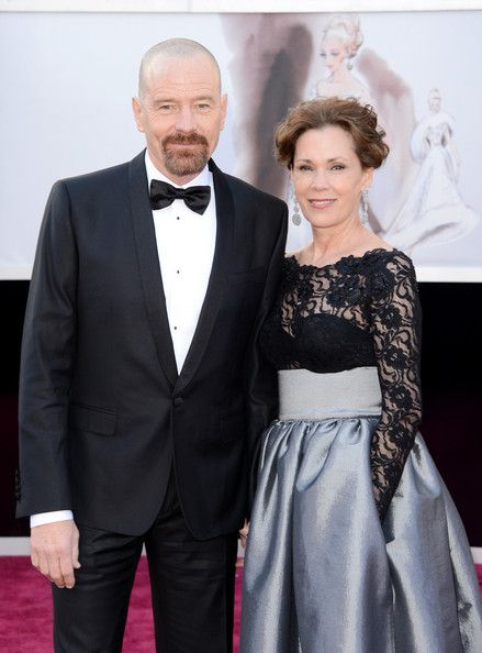 Bryan Cranston and Robin Deardan 85th Annual Academy Awards - Arrivals