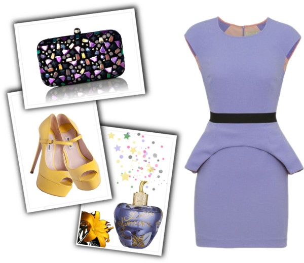 """""""Starlight"""" by bonnieai on Polyvore"""