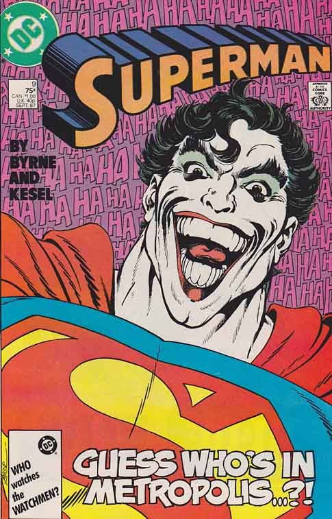 Superman is a fictional comic book superhero appearing in publications by DC Comics, widely considered to be an American cultural icon.