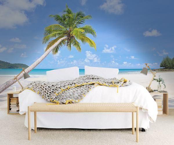 Είστε έτοιμη για τροπικά μέρη;  Ταπετσαρίες τοίχου: http://www.houseart.gr/tapetsaries-toichou/240  #houseart #decoration #wallpaper #wall_decor #tropical #summer #home