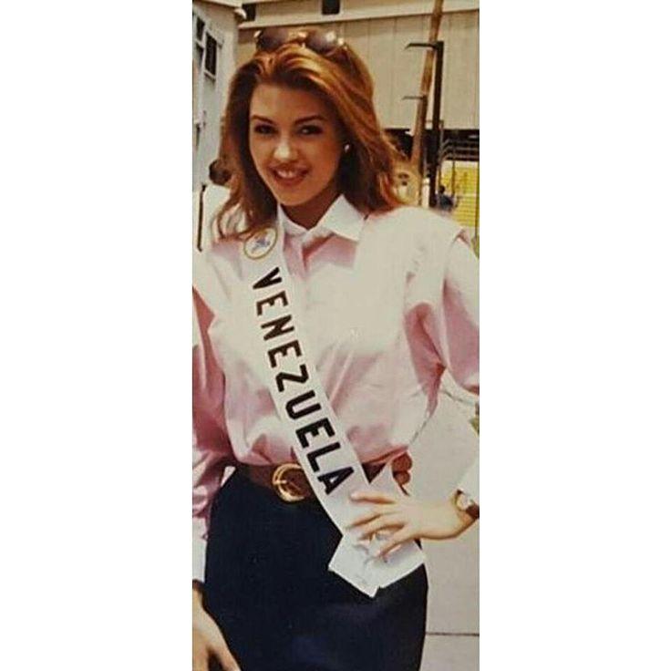 """910 Likes, 7 Comments - LAS MISSES DE VENEZUELA (@lasmissesdevenezuela) on Instagram: """"Alicia Machado (@machadooficial ) Miss Venezuela 1995 y ganadora de la 4ta corona del Miss Universo…"""""""