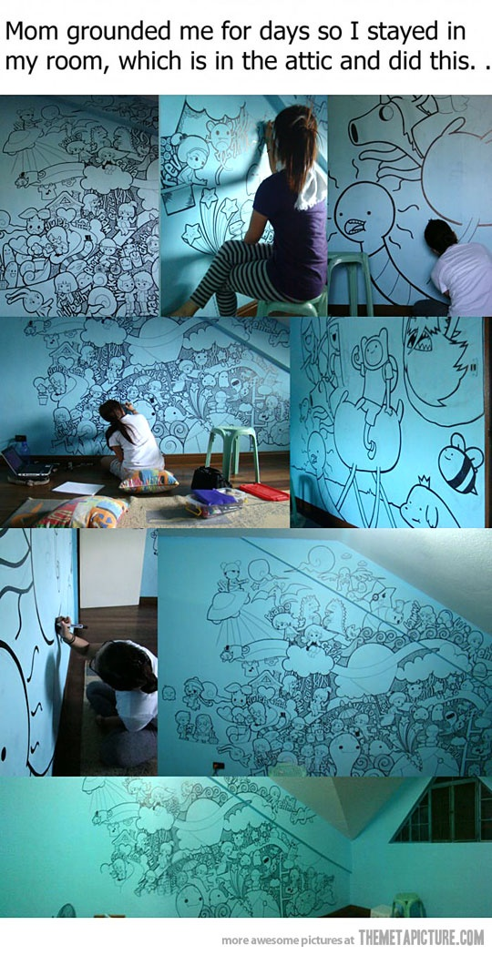 http://static.themetapicture.com/media/funny-gir-drawing-wall-art-room.jpg  I just love adventure time!