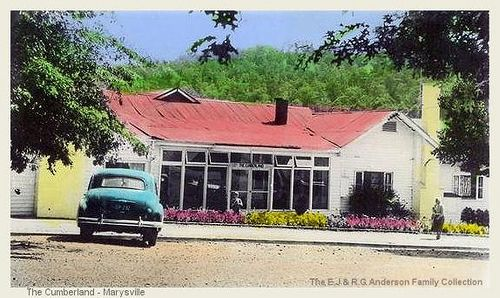 https://flic.kr/p/6enXFG | The Cumberland Early 1950's