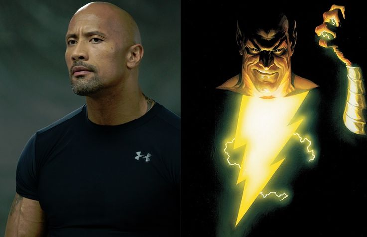 During a recent Q&A, actor Dwayne Johnson spoke about what made him want to take on the role of Black Adam in the upcoming Shazam movie in the DCEU.