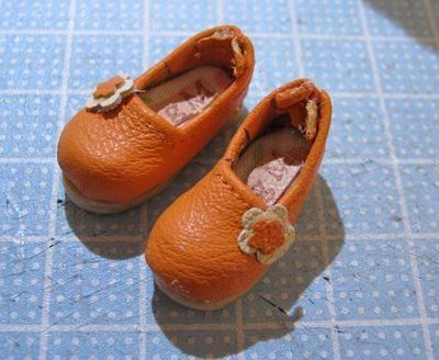 @agmoon_shoes  3時間[製作日記]昨日失敗して作ったローパンプスも完成しました。これからご連絡です(*^_^*)#agmoonshoes