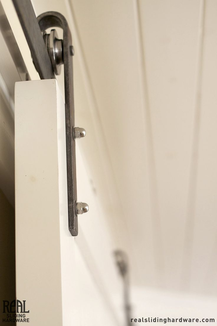 Sliding Bathroom Barn Door - Find this pin and more on sliding barn doors