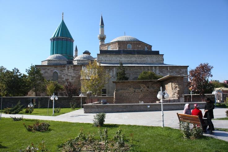 Konya - Mevlana museum