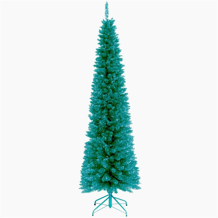 This tinsel tree brings a whole new dimension to your seasonal decorating scheme. Slim and sleek, this tinsel tree with matching stand is perfect for display in corners or areas with limited floor space. Set up is quick and easy.