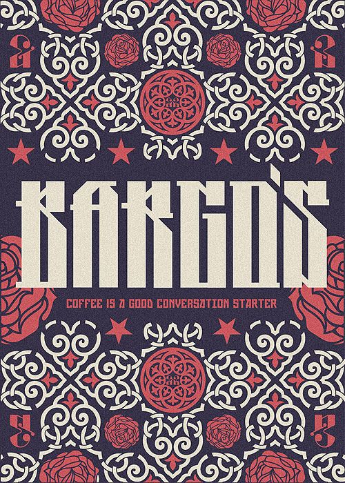 Bargo's by Warsheh , via Behance