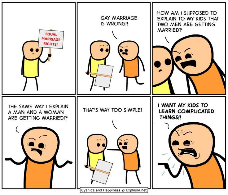 by gay community
