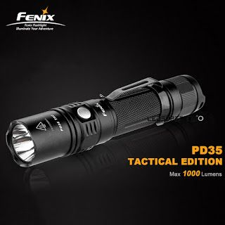 Hot New Products 2015 FENIX PD35 TAC Edition 1000 Lumens LED Tactical Flashlight Rifle Lights with 2-year Warranty (32663986141)  SEE MORE  #SuperDeals