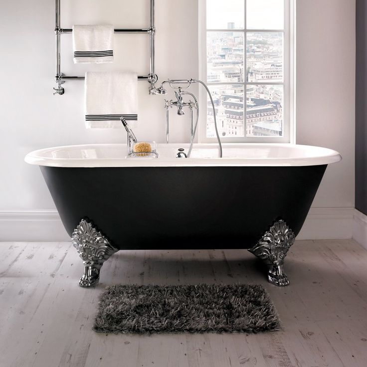 imperial roseland double ended bath bathrooms cast iron baths westlands trading