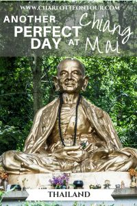 Chiang Mai, Thailand is one of the most beautiful and charming cities in Thailand! In this post you can find information about Doi Suthep Temple and a cute park to hangout! Check it out and pin this if you like it! :D Thank you!