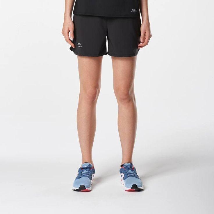 Dámské běžecké šortky Run Dry černé