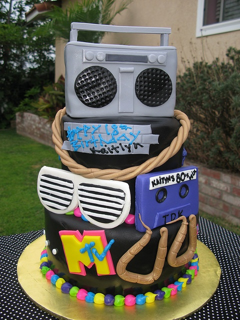 mtv party theme